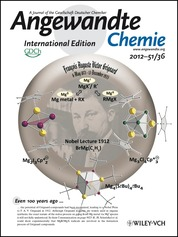 Cover Picture Angewandte Chemie 2013