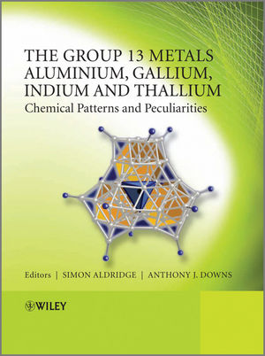 Cover of the book The Group 13 Metals Aluminium